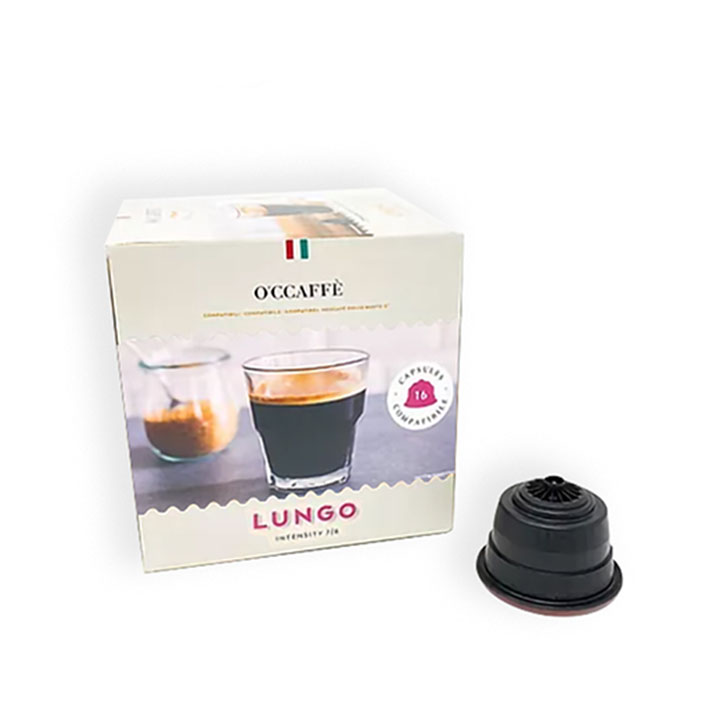 _0011_Occaffe Dolce Gusto Lungo Capsules 16's , Italy OCDGLUN1637