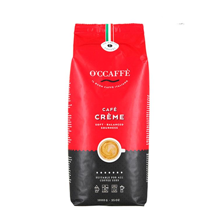 _0020_Occaffe Café Crème RED 1kg OCCCRED1118